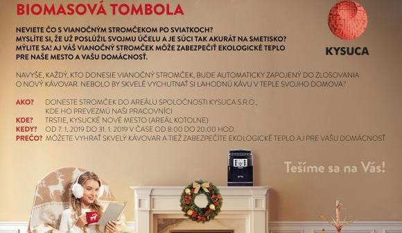 Biomasová tombola